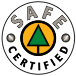 safe certified logo